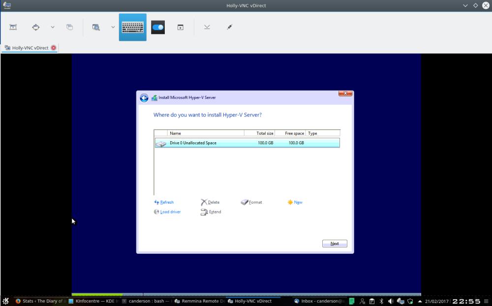 hyperv_install_2_drives